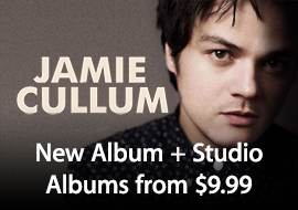 Jamie Cullum: New Album + Studio Albums from $9.99