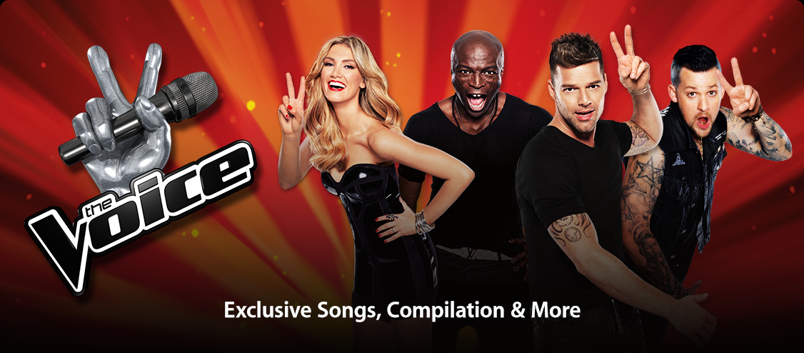The Voice: Exclusive Songs, Compilation & More