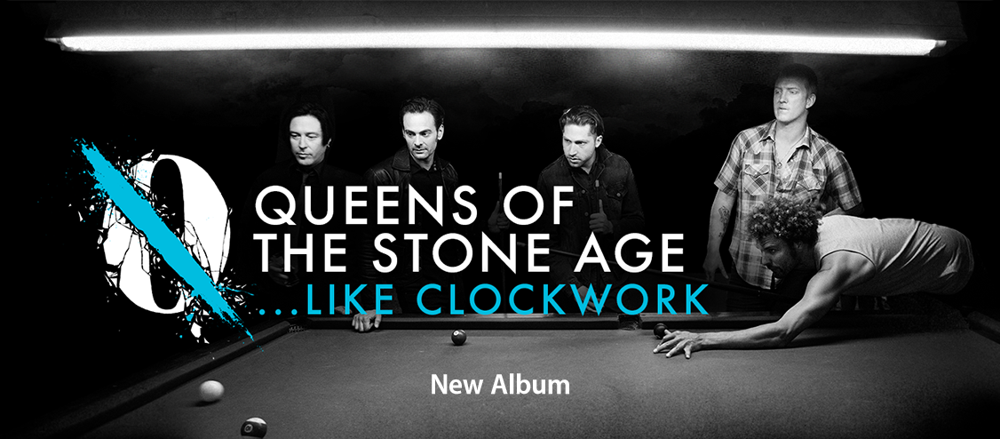 Queens of the Stone Age: New Album