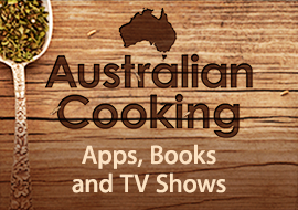 Australian Cooking: Apps, Books and TV Shows