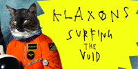 showcase FC Klaxons 'Surfing the Void' + 'Myths of the Near Future'