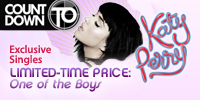 showcase FC Music: Countdown to Katy Perry room (PAN: DK, GR, LU, NO, PT, SE)