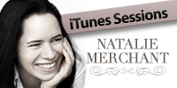 showcase PL Natalie Merchant iTunes Session