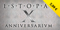 showcase PL Estopa X Anniversarivm
