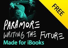 Paramore: Writing the Future, Free Book Made for iBooks
