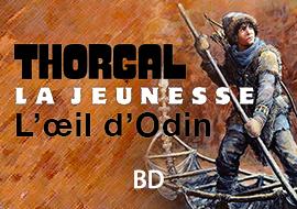 La Jenesse de Thorgal - Tome 2 - L'oei; d'Odin