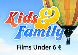 Kids & Family Films under 6 €