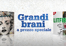Grandi brani a prezzi speciali