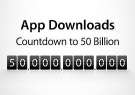 Countdown to 50 Billion