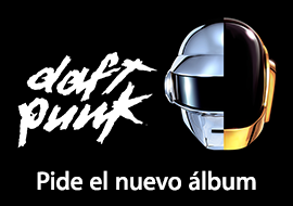 Pedido anticipado: Daft Punk
