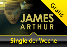 Gratis Single der Woche: James Arthur