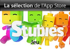 La sélection de l'App Store : Stubies