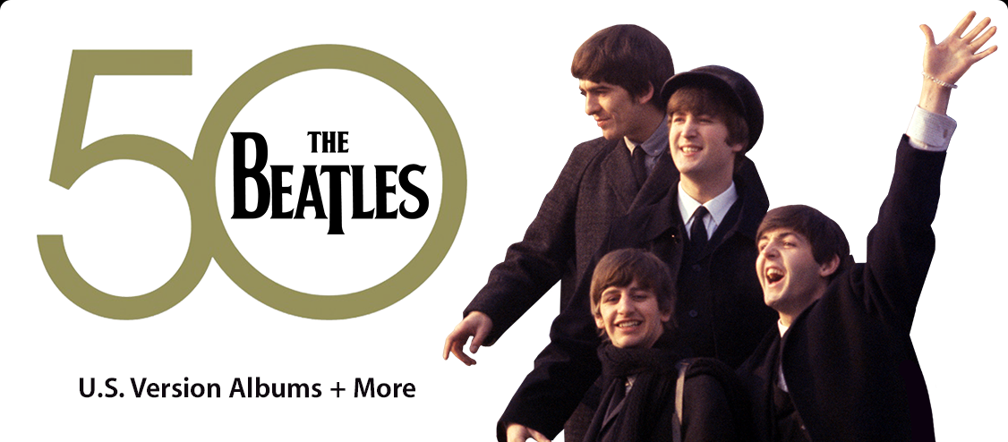The Beatles: U.S. Version Albums + More