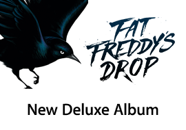 Fat Freddy's Drop: New Deluxe Album