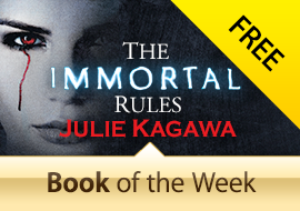 Free Book of the Week: The Immortal Rules by Julie Kagawa