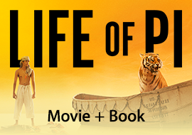 Life of Pi: Movie + Book