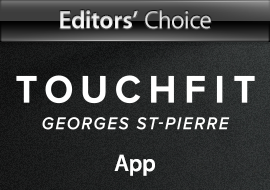 Editors' Choice: Touchfit, App