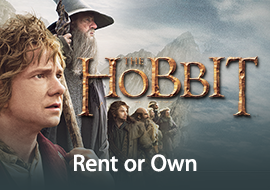 The Hobbit: Rent or Own
