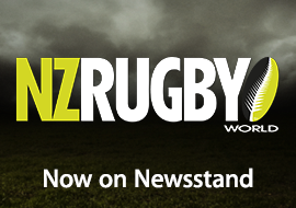 NZ Rugby World: Now on Newsstand