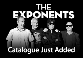 The Exponents: Catalogue Just Added