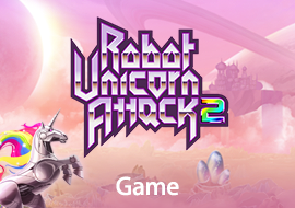 Robot Unicorn Attack 2 Game