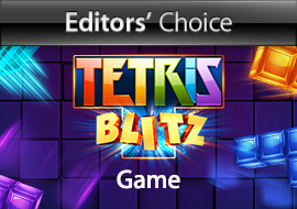 Editors' Choice: Tetris Blitz, Game