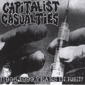Cover von 1996-1999: Years in Ruin