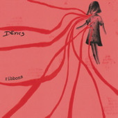 Album cover for Ribbons
