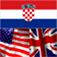 Croatian English Dictionary & Translator Icon