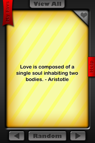 Aristotle Quotes! Screenshot