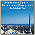Northern Spain, Barcelona, Pamplona & Andorra - Travel Adventures