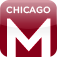 Chicago Maroon Icon