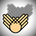 Hand Shadow HD Icon