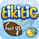 Tikitic American Football: a word game for American Football fans with a fun keyboard… Icon