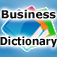 Business and Economics Dictionary Icon