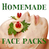Natural HomeMade Face Packs Icon