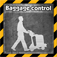 Baggage Control Icon