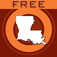 Hurricane Tracker – Louisiana (Free) Icon