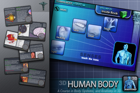 Human Body 3D Anatomy Screenshot