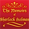 The Memoirs of Sherlock Holmes by Arthur Conan Doyle Icon