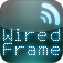 Wired Frame (PhotoFrame) Icon