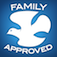 Dove Family Approved Movie Reviews Icon