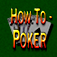 How To – Poker Icon