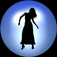 Virgo Night Light Icon