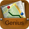 Düsseldorf Genius Map Icon