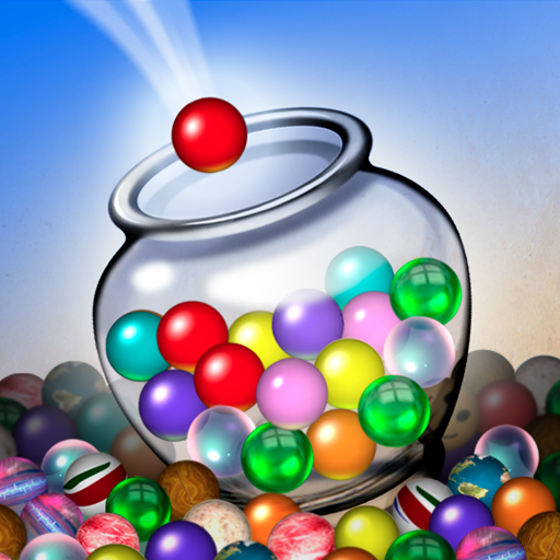 Jar of Marbles Icon