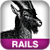 Rails: Up and Running Icon