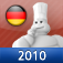 Allemagne - les restaurants du guide MICHELIN 2010