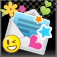 decoration me! – Emoticon Mailer Icon