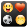  emoji iEmoji icons - get smiley, emoticon keyboard